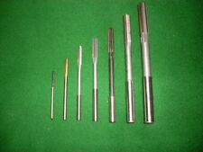 Maschinenreibahlen Cylindre tige DIN 212 Géant/TITEX 7 pcs 2-10 mm h7