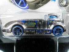 CHROME MIG RIG SUPER CHROMES TREASURE HUNT T HOT WHEELS 1/64 DIECAST CAR