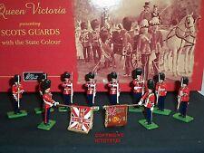 Britains 40206 Guardie Scozzesi 1st Battalion colore PARTY + ESCORT giocattolo soldato Set