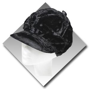 VELVET HAT- 2924