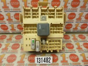 03 04 05 06 07 CHEVROLET SILVERADO 1500 FUSE RELAY JUNCTION BOX 15058035 OEM