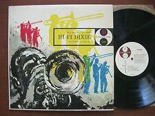 Will Bradley's Jazz Band / Ray Mckinley's Dixie Six LP '57 Hi-Fi Dixie NM J 1261