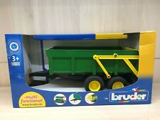 TIPPING TRAILER (GREEN/YELLOW)