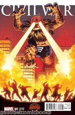 Civil War #5 Monster Variant 1:10 Cassaday Kirby Marvel Comic Books 2015 @