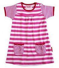 *SALE* Gorgeous Toby Tiger Organic Cotton Jersey Pink Stripe Dress