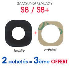 Samsung Galaxy S8 / S8+ Plus lentille vitre verre appareil photo camera lens OEM