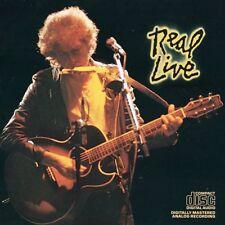 Real Live - Bob Dylan (1987, CD NUOVO)