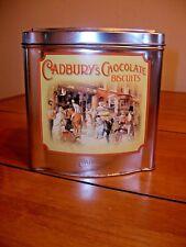 Cadbury's Chocolate Biscuits Tin - Empty