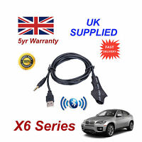 BMW X6 Series Integrated Bluetooth Music Module For iPhone HTC Nokia Samsung