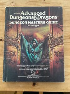 Dungeons and Dragons Dungeon Masters Guide (Revised 1st Edition)