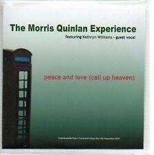 (886A) The Morris Quinlan Experience, Peace & Lo- DJ CD