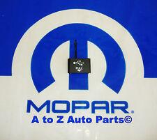 2010-UP Dodge, Ram, Chrysler, Jeep MyGig Touch Screen Radio USB PORT COVER, CAP