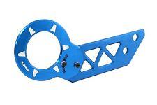 VMS HONDA ACURA FOLDABLE REAR BILLET CNC ALUMINUM ANODIZED TOW HOOK KIT BLUE