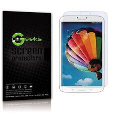 "CitiGeeks® Samsung Galaxy Tab 3 8"" Screen Protector Clear HD T310 Skin [10-Pack]"