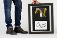 Celine Dion Autogramm Kopie und Foto 20x30 (A4)