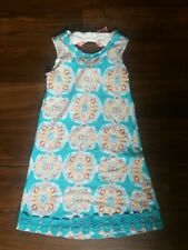 Rare Editions Counting Daisies Mixed Panel Dress Set 24 Months