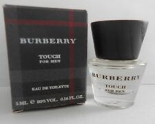 Miniature de parfum Burberry Touch for men EDT 5ml