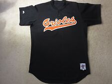 Baltimore Orioles #54 MLB Game Used Worn Majestic Batting Practice Jersey 44