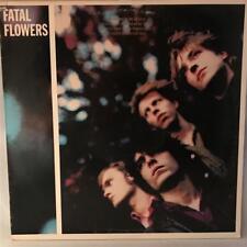 "FATAL FLOWERS ""Younger Days"" Vinyl LP - 1986 Atlantic Promo 81745-1 - NM / VG+"