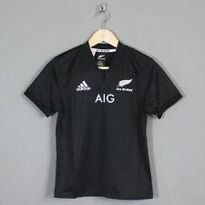 Équipements de rugby noirs adidas