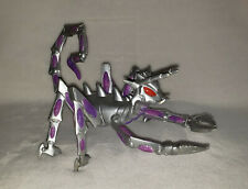 Vintage 1995 MMPR Power Rangers SCORPITAN Scorpion Figure Space Aliens Movie