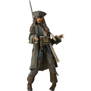 15cm Pirates of the Caribbean Figure Modell Captain Jack Sparrow PVC Spielzeug