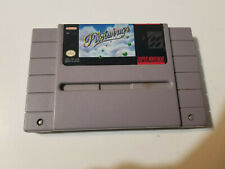 Pilotwings (Super Nintendo, 1991) SNES Tested & FREE SHIPPING, good condition