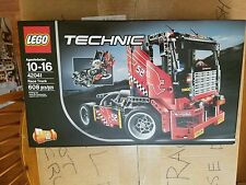 Retired LEGO Technic Race Truck Car 2 in 1 42041 Free UPS 2nd DAY AIR