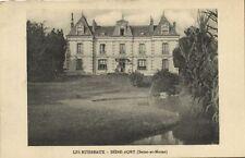 CPA  Les Ruissaux -Seine Port (Seine-et-Marne)  (171148)