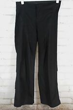 Equestrian Designs #325 Stretch Pants BLACK Womens Small $218 Santa Barbara CA