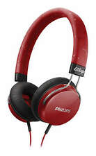 Philips SHL5300RD CitiScape Headband Headphones Rich Bass SHL5300 - RED/Genuine