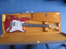 Fender Custom Shop 1962 Stratocaster heavy relic Team built RW HSS CAR Duncan 78