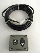 Second Switch Kit for 12V Anchor Winch For Marine Boat Yacht