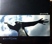 CD SINGLE PROMO DIGIPACK PEARL JAM GIVEN TO FLY RARE COLLECTOR COMME NEUF 1997