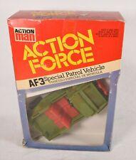 Action Man Force AF3 Special Patrol Jeep Vehicle Palitoy GI Joe