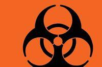 Biohazard 5'x3′ Flag