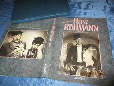 Das große HEINZ RÜHMANN Buch , Text Bildband , herrliches FILM - Foto - Material