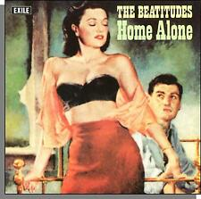 """The Beatitudes - Home Alone + Just a Little - 1987 UK 7"""" 45 RPM Single!"""