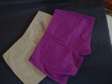 NWT Lot of 2 JCP Brand Ladies Size 16 Walking Shorts