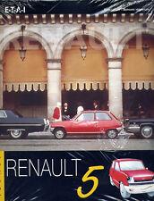 """Renault 5 - collection """"Icônes"""" - Y. Le Lay et B. Vermeylen"""