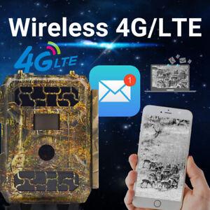 890WG Upgrade 4G LTE Trail Hunting Camera APP Control GPS MMS Camera Waterproof