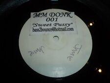 """MM DONK - Sweet Pussy - UK ?-track 12"""" Single - DJ Promo"""