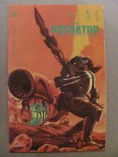 Aliens vs Predator #1 #2 #3 #4 Dark Horse 1990 Series 9.4 Near Mint