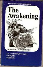 The Awakening (Norton Critical Edition) by Kate Chopin, Margo Culley