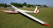 IS-28 Sailplane ICA Romania Glider Aircraft Wood Model Free Shipping Large