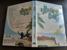 Music DVD, A Bailar con Cuba - 23 Conga Hits. nice music.
