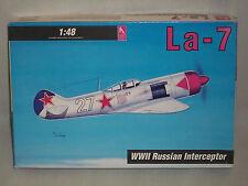 Hobbycraft 1/48 Scale Russian Lavochkin La-7 Fighter