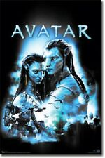JAMES CAMERON AVATAR MOVIE EMBRACE POSTER 22x34 NEW & FREE SHIPPING