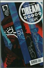 Dream Thief : Escape #1 Signed 2x Jai Nitz & Greg Smallwood NM Unread Bag Board
