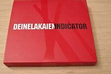 DEINE LAKAIEN INDICATOR   2CD  DIGIPACK LIMITED